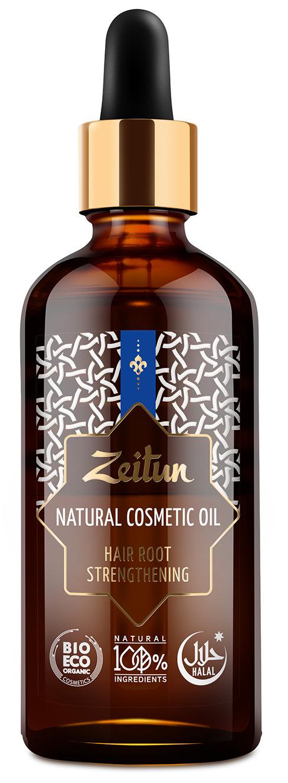 Купить ZEITUN Масло для укрепления корней волос № 3 100 мл