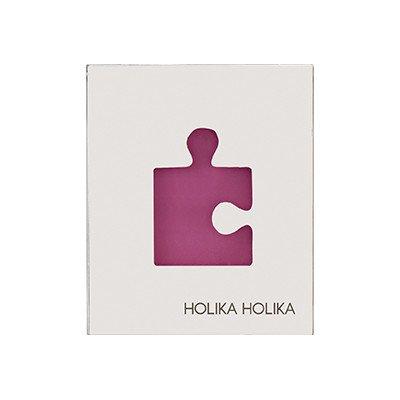 "HOLIKA HOLIKA Тени 3в1 для глаз JPP01 (пурпурный) ""Пис Мэтчинг"" / Piece Matching Shadow Purple Pop 2гр"