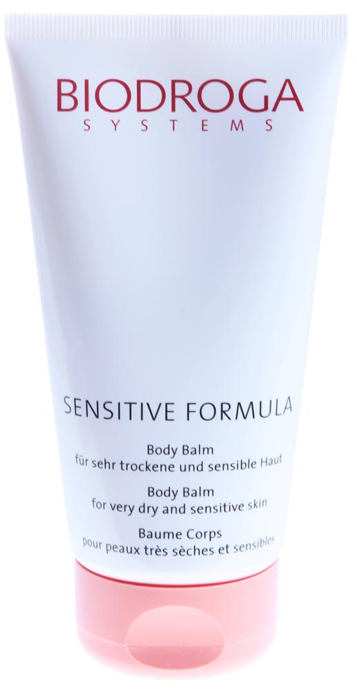 BIODROGA SYSTEMS Бальзам для сухой и чувствительной кожи, для тела / Body Balm Very Dry and Sensitive Skin 150мл (Д)