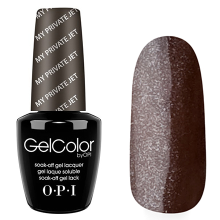 "OPI ����-��� ��� ������ ""My Private Jet"" / GELCOLOR 15��~"