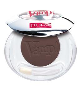 PUPA Тени компактные 105 VAMP! шоколад матовый, 2,5гр