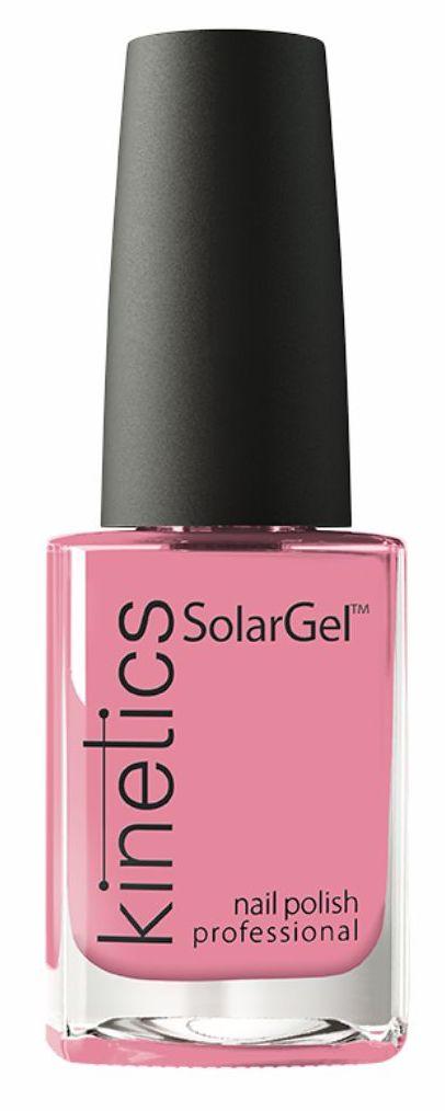 KINETICS 407 лак профессиональный для ногтей / SolarGel Polish Fragile 15 мл - Лаки