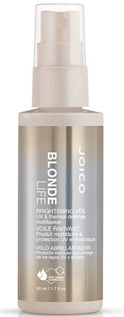 JOICO Спрей-вуаль мультизащита для сохранения чистоты и сияния блонда Бриллиантовый блонд / BLOND LIFE 50 мл.