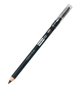 PUPA Карандаш для бровей 002 EYEBROW PENCIL Коричневый, 1,08грКарандаши<br>002   Brown - идеально подходит для брюнеток.&amp;nbsp; Водостойкий карандаш для бровей. Имеет водостойкий эффект и результат сохранятся длительное время. Специальная мягкая щёточка прекрасно растушёвывает цвет и расчёсывает брови. Предлагается 3 натуральных цвета, которые идеально подходят любому оттенку бровей. Низкий риск возникновения аллергии. Дерматологически тестировано. Без парабенов. Способ применения: карандаш для бровей выделяет и подчёркивает брови и обеспечивает создание натурального и естественного макияжа. Активные ингредиенты: ормула нового поколения гарантирует безупречную нанесение и структурированную и ультра чёткую линию.<br><br>Объем: 1,08 гр