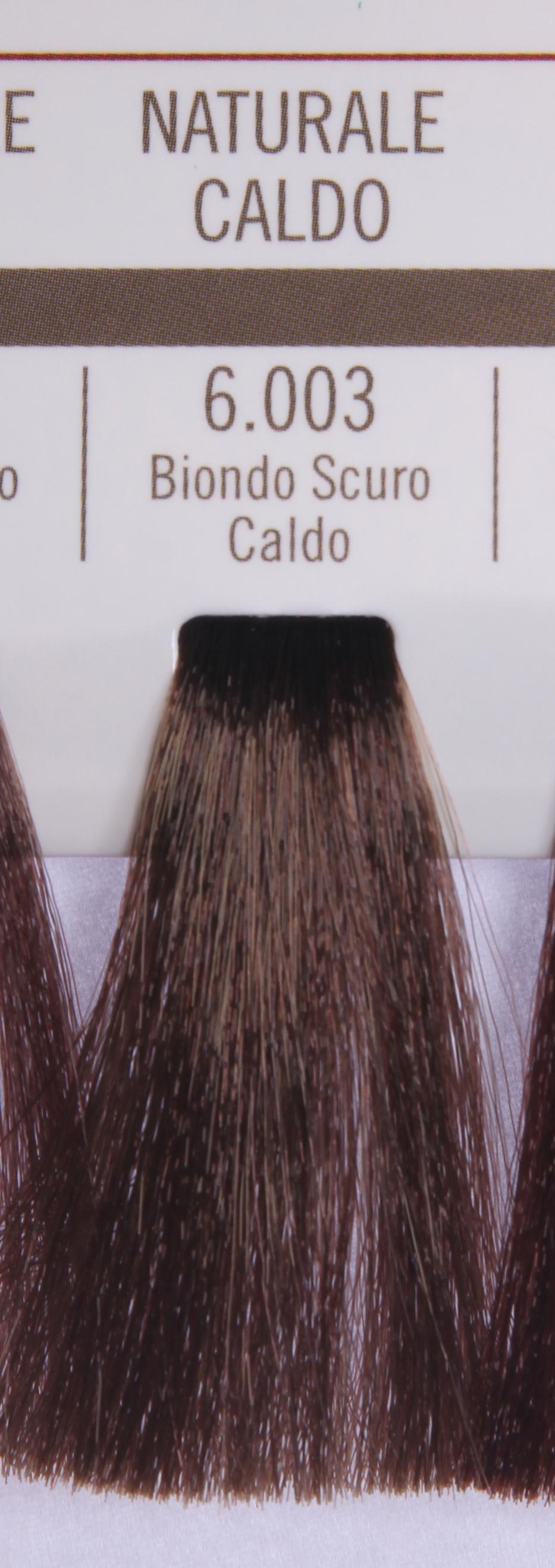 BAREX 6.003 краска для волос / PERMESSE 100мл