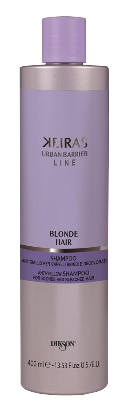 Купить DIKSON Шампунь для обесцвеченных волос / SHAMPOO FOR BLONDE AND BLEACHED HAIR 400 мл