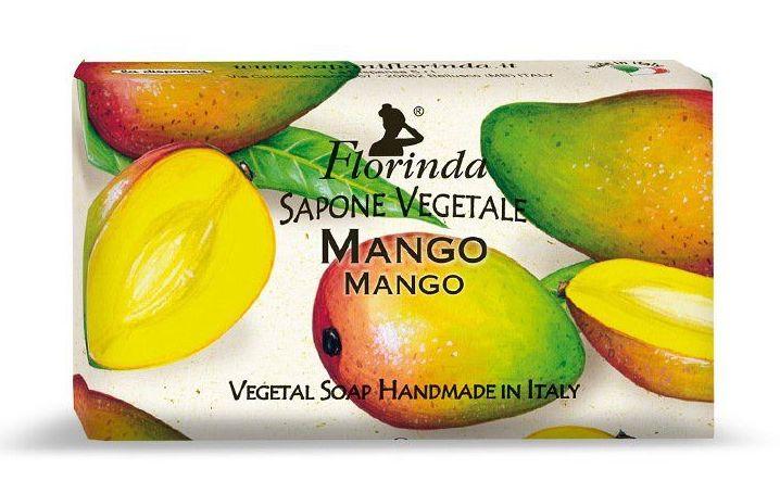 Купить FLORINDA Мыло растительное, манго / Mango 100 г