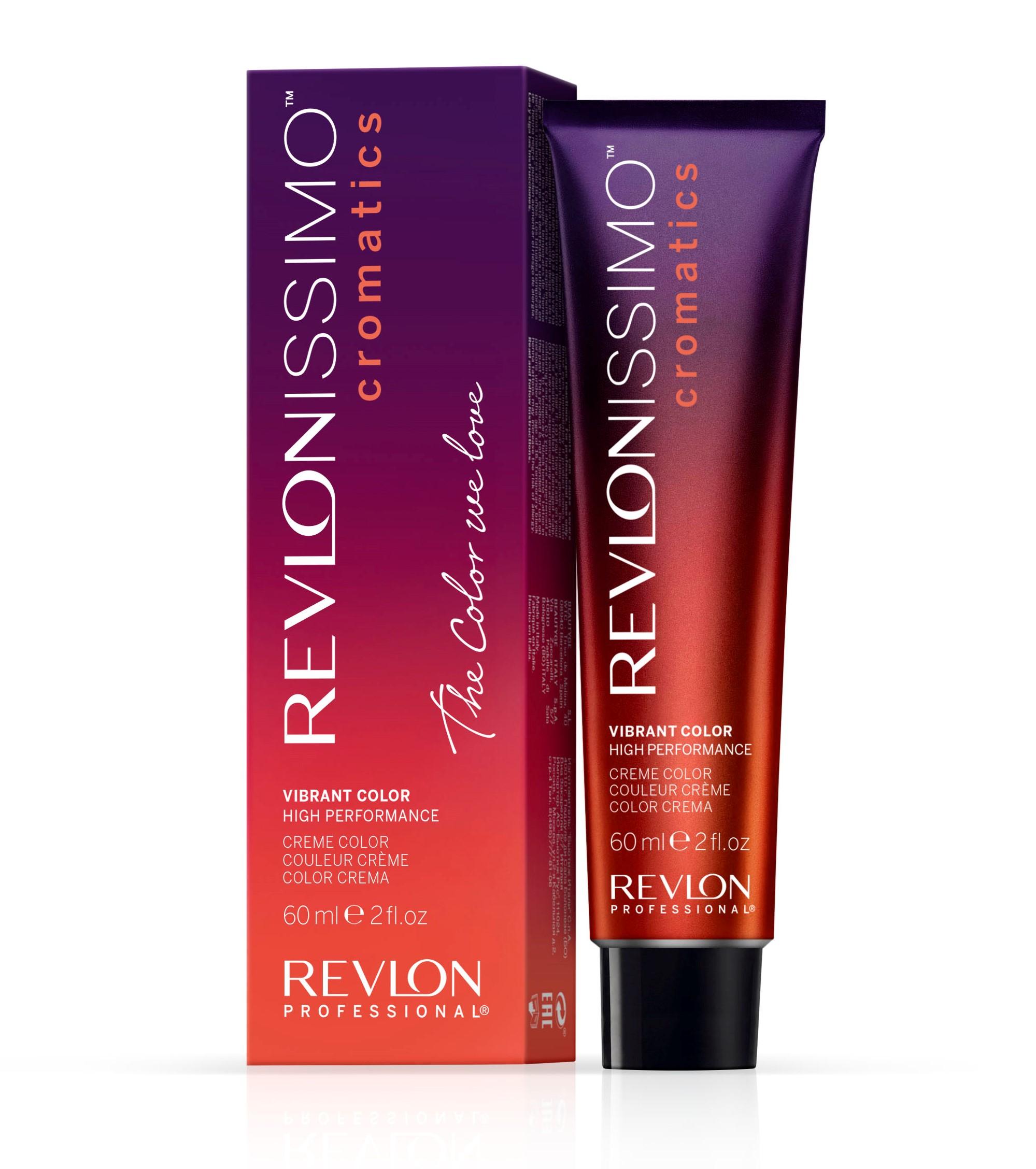 REVLON Professional C60 краска для волос / RP REVLONISSIMO COLORSMETIQUE Cromatics 60 мл краски для волос revlon professional краска для волос rp revlonissimo colorsmetique 5sn светло коричневый супернатуральный