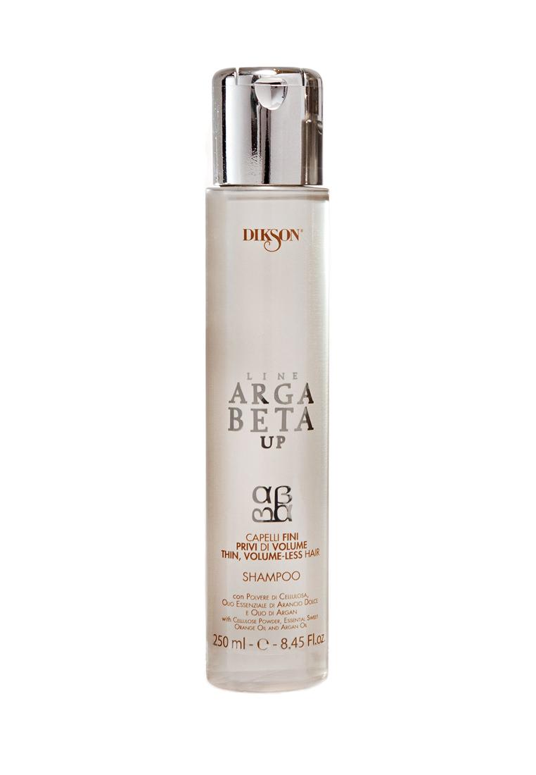 DIKSON Шампунь для тонких волос / ARGABETA UP Capelli Di Volume 250мл