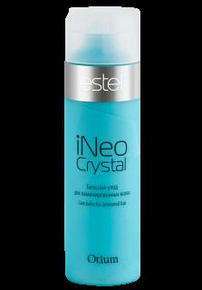 ESTEL PROFESSIONAL Бальзам-уход для ламинированных волос / OTIUM Ineo-Crystal 200 млБальзамы<br>Бальзам-уход OTIUM iNeo-Crystal мягко и деликатно ухаживает за ламинированными волосами: обеспечивает защиту и укрепление микропленки от преждевременного вымывания, продлевает и сохраняет результат ламинирования, способствует более длительному сохранению цвета окрашенных волос, придает волосам эластичность, гладкость и блеск. Способ применения: нанесите на чистые влажные волосы, оставьте на 2-3 минуты, смойте. Рекомендуется использовать 1-2 раза в неделю. В остальные дни можно использовать обычный уход за волосами.<br><br>Объем: 200