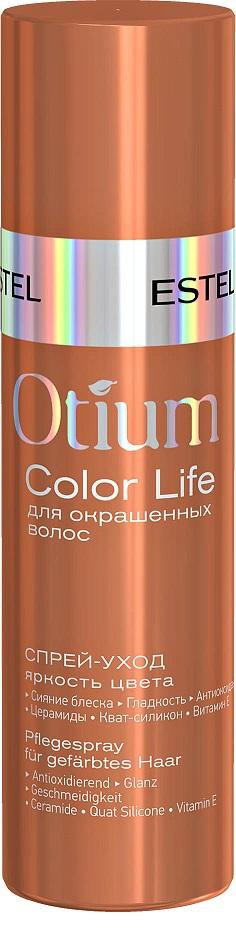 ESTEL PROFESSIONAL Спрей-уход для волос Яркость цвета / OTIUM 100 мл