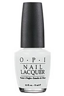 OPI Лак для ногтей Alpine Snow / CLASSICS 15 мл opi лосьон для рук и тела opi avoplex moisture replenishing lotion av711 30 мл