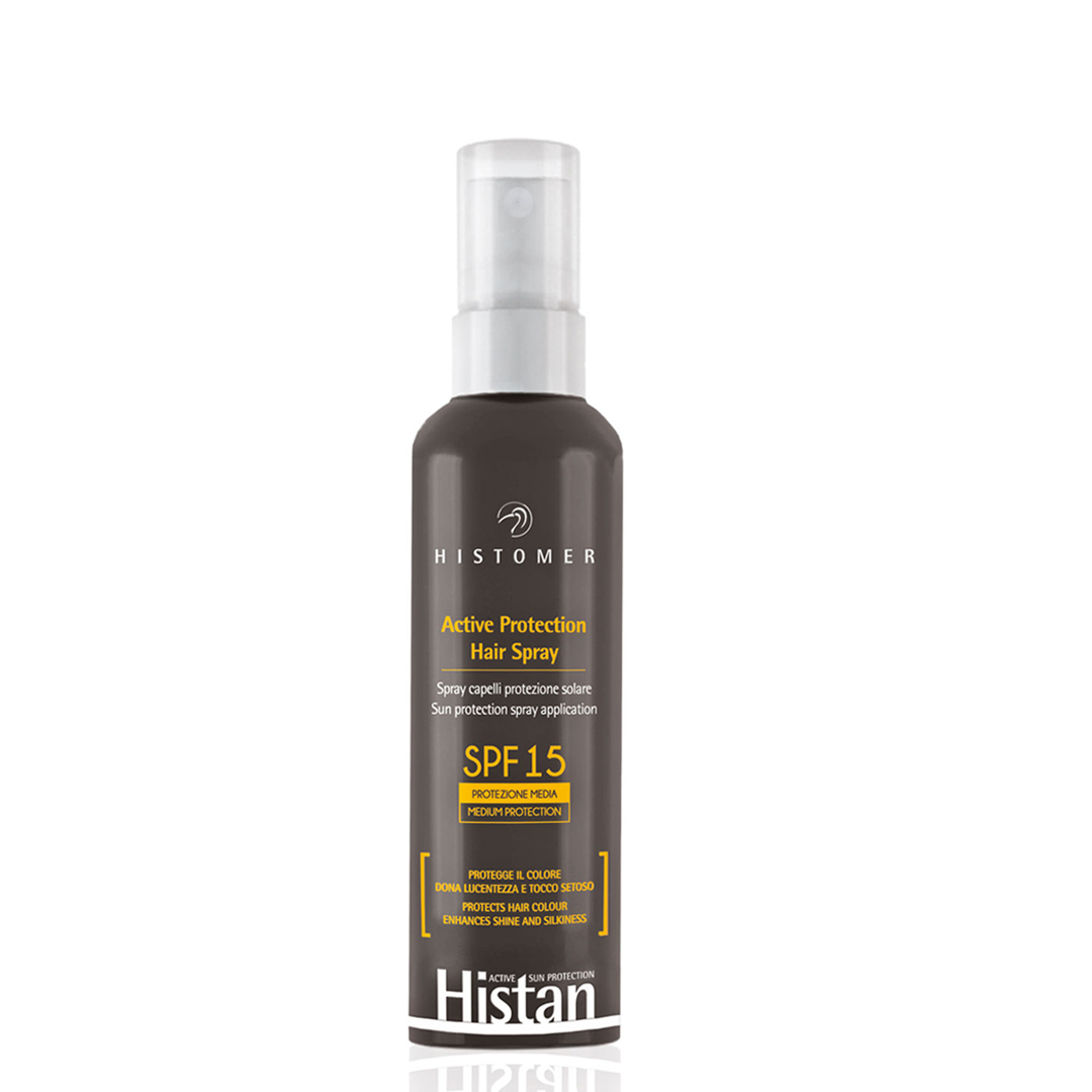 HISTOMER Спрей солнцезащитный для волос SPF 15 / HAIR SPRAY HISTAN 100 мл