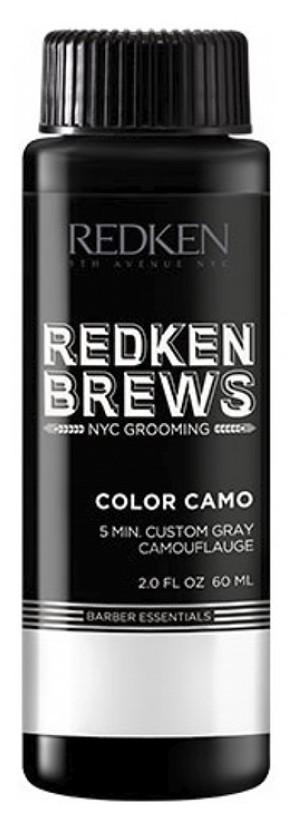 Купить REDKEN 7NA краска без аммиака для волос, светлый пепельный Брюс колор / REDKEN BREWS 60 мл