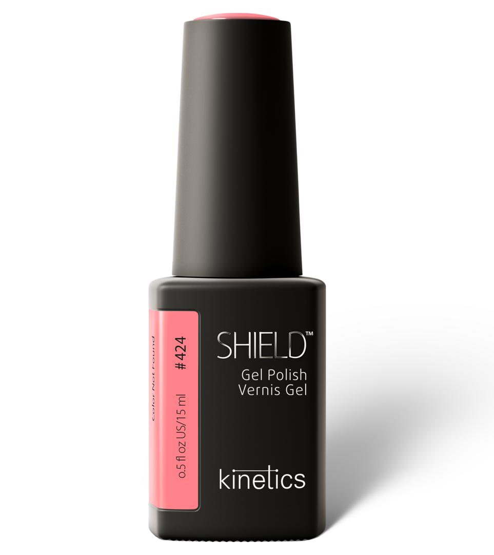 KINETICS 424N гель-лак для ногтей / SHIELD 15 мл