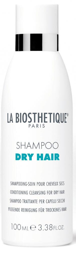 LA BIOSTHETIQUE Шампунь мягко очищающий для сухих волос / Shampoo Dry Hair 100 мл