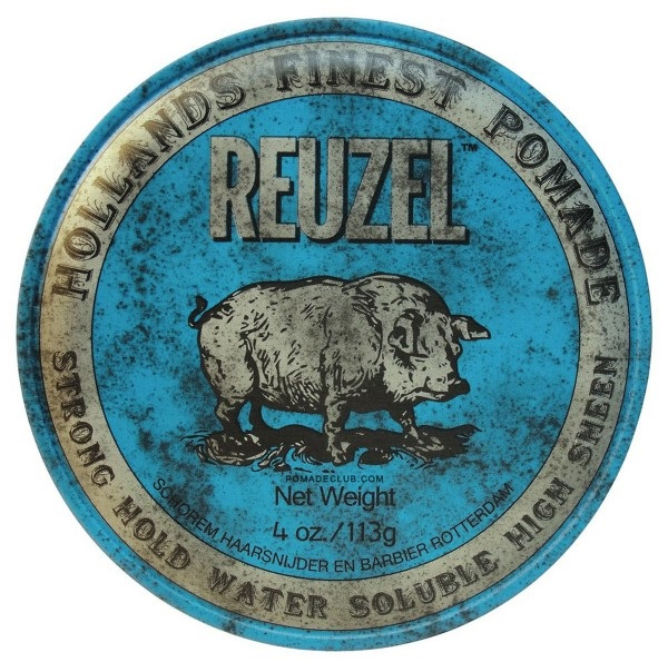 REUZEL Помада синяя на водной основе / Pig 113 г