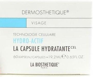 LA BIOSTHETIQUE Капсулы клеточно-активные интенсивно увлажняющие / La Capsule Hydratante 60 капсул