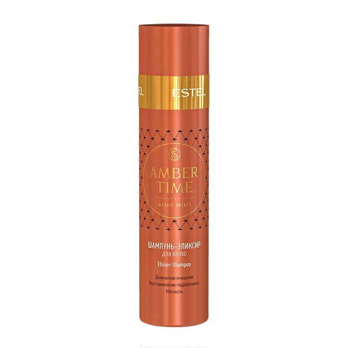 ESTEL PROFESSIONAL Шампунь-эликсир для волос / AMBER TIME 250мл
