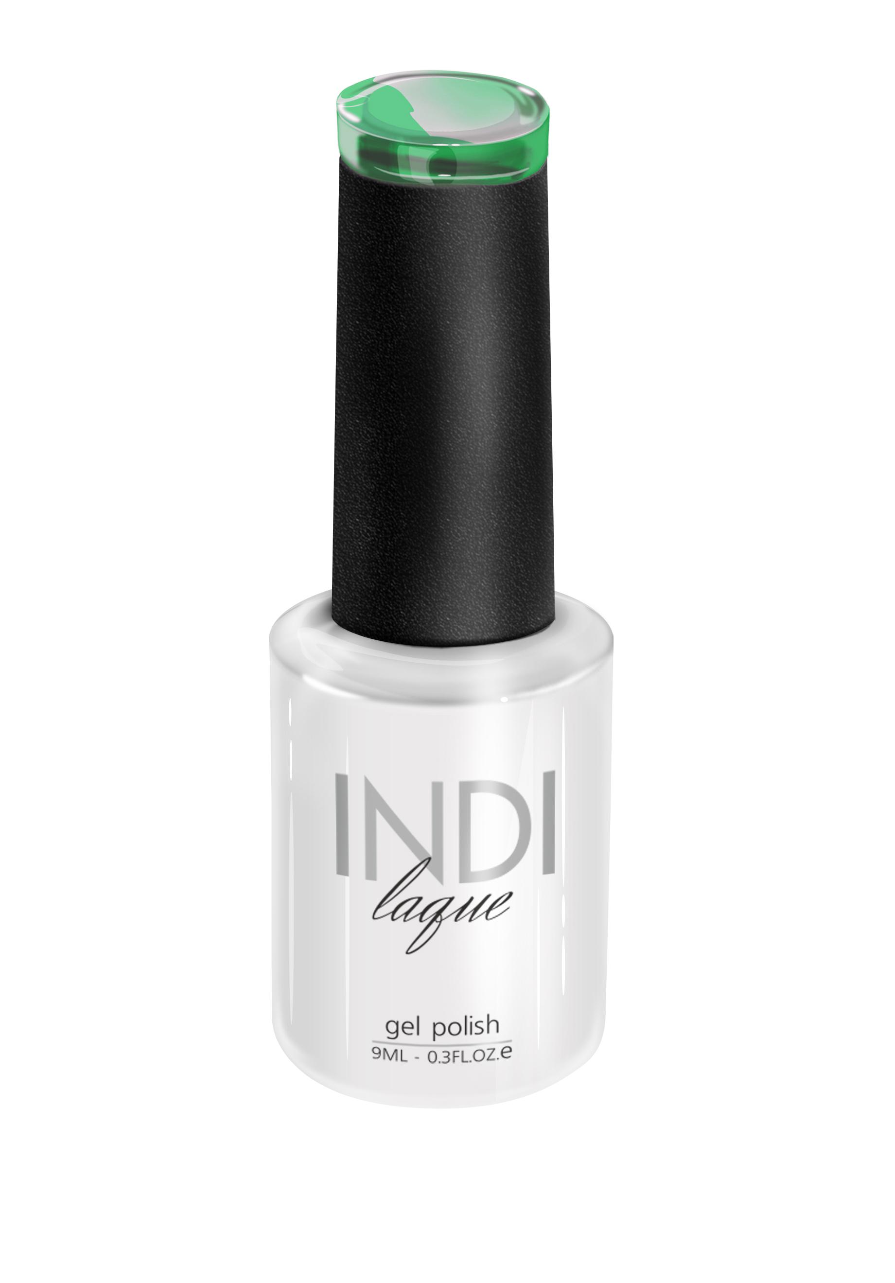 Купить RuNail 3529 гель-лак для ногтей / INDI laque 9 мл, Зеленые