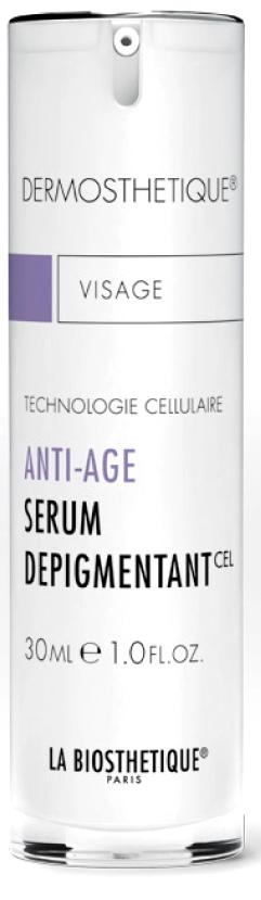 LA BIOSTHETIQUE Концентрат клеточно-активный для регулирования меланогенеза / Anti-Age Serum Depigmentant 30 мл