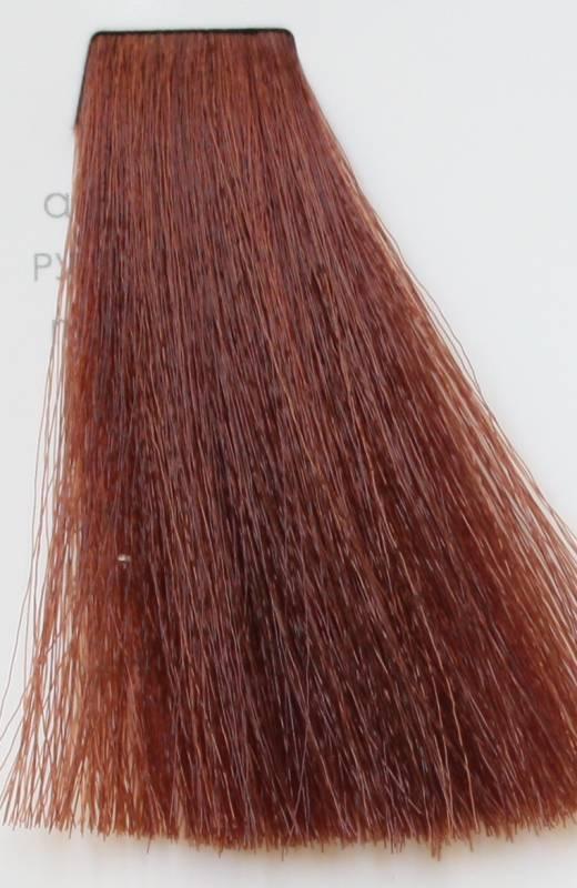 Купить SHOT 7.4 краска с коллагеном для волос, темно-русый медный / DNA COLOR 100 мл
