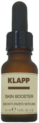 Купить KLAPP Сыворотка увлажняющая для лица / SKIN BOOSTER 15 мл