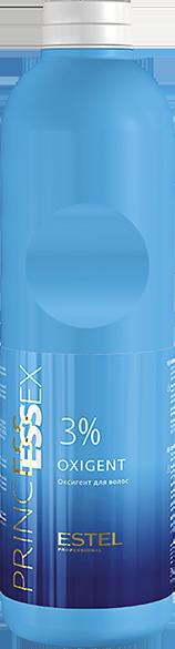 ESTEL PROFESSIONAL Оксигент 3% / Essex Princess 1000млОкислители<br>Позволяет достичь наилучших результатов с крем-красками PRINCESS ESSEX и обесцвечивающей пудрой PRINCESS ESSEX. Способ применения: только для профессионального применения.<br><br>Объем: 1000 мл<br>Содержание кислоты: 3%<br>Класс косметики: Профессиональная