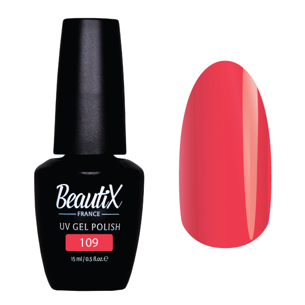 BEAUTIX 109 гель-лак для ногтей 15 мл