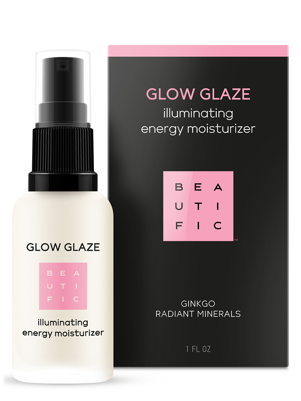 Купить BEAUTIFIC Крем-энергетик легкий против усталости кожи с эффектом сияния / Glow Glaze 30 мл