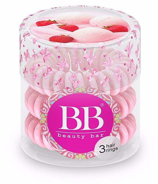 BEAUTY BAR Резинка для волос Beauty Bar / Светло-розовый