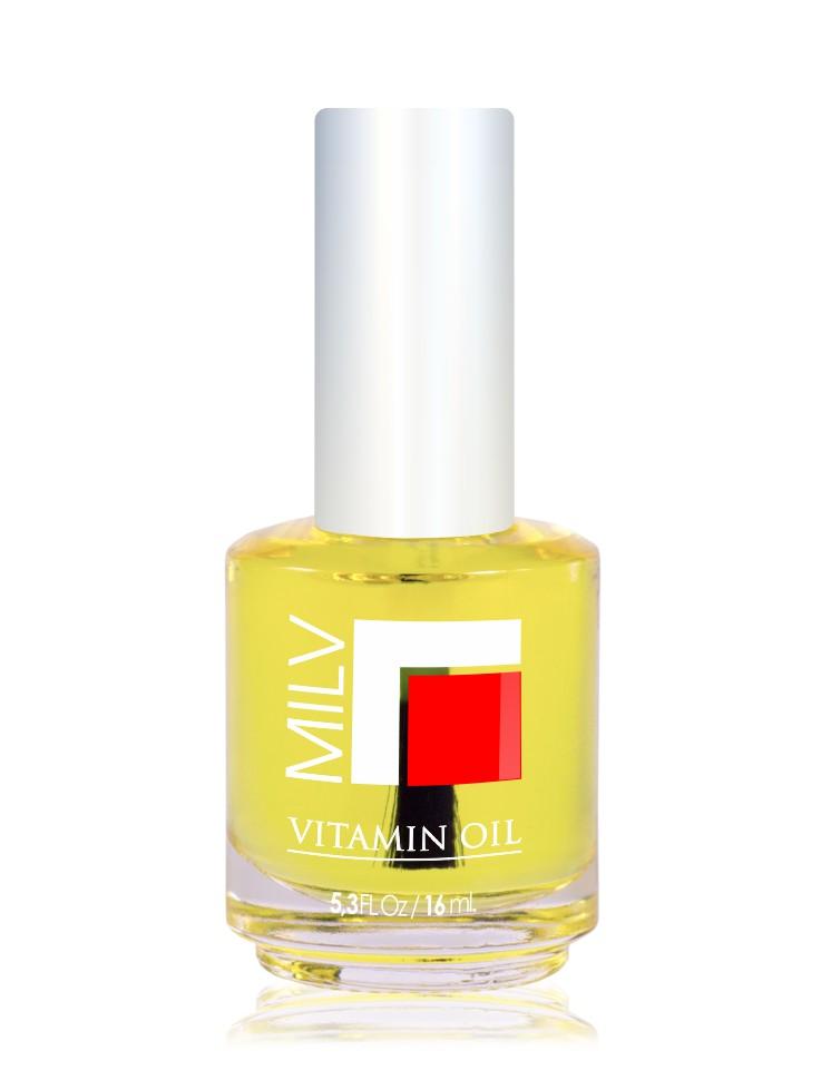 MILV Масло витаминное  Лимон  / Vitamin Oil 16мл