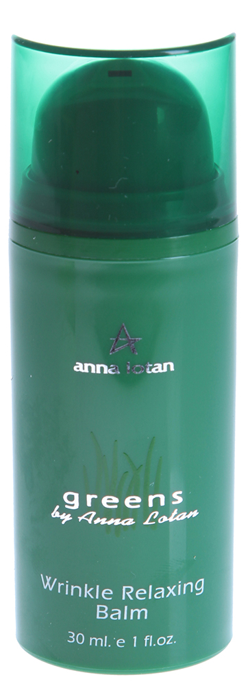 "ANNA LOTAN ���� ������ ������ ""�����"" / Wrinkle Relaxing Balm GREENS 30��"