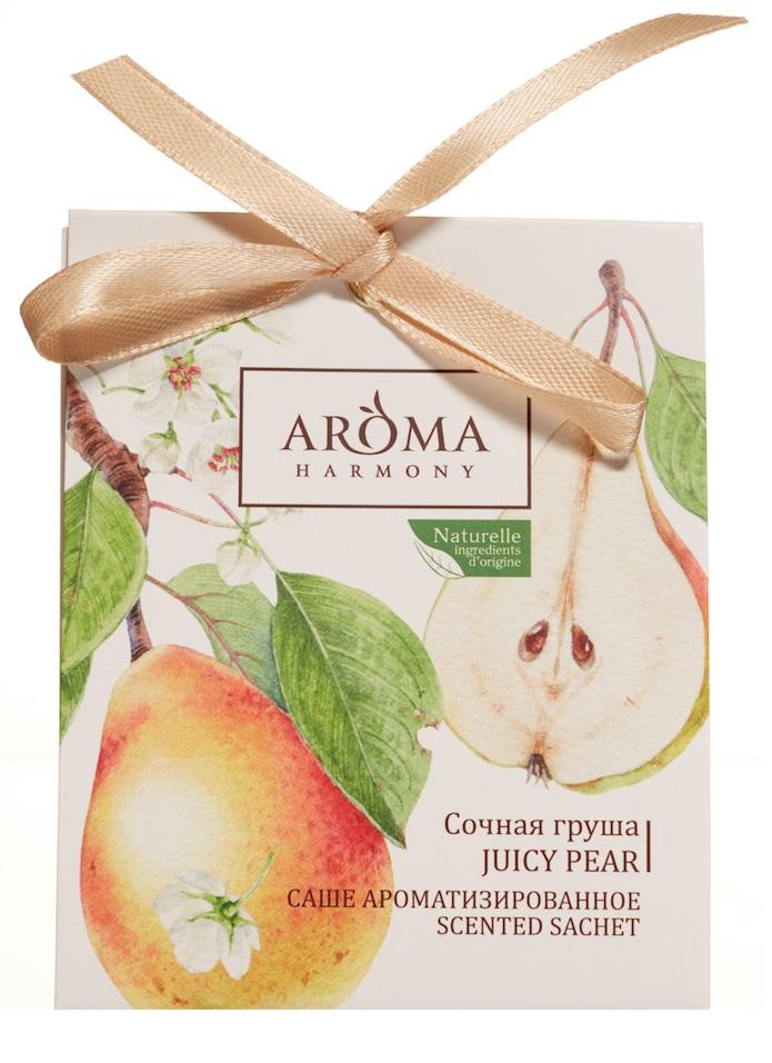 Купить AROMA HARMONY Саше ароматизированное Сочная груша 10 г