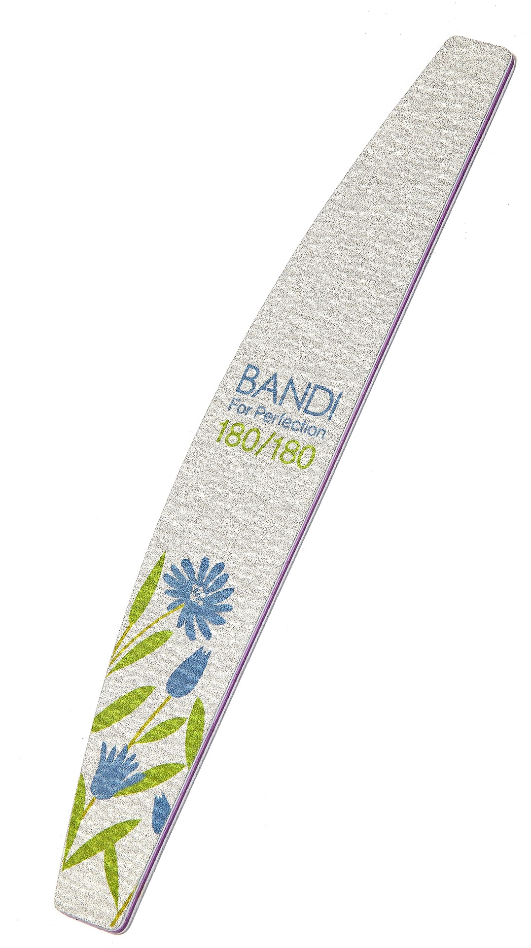 BANDI Пилочка для ногтей 180/180 / FILE 1 шт фото