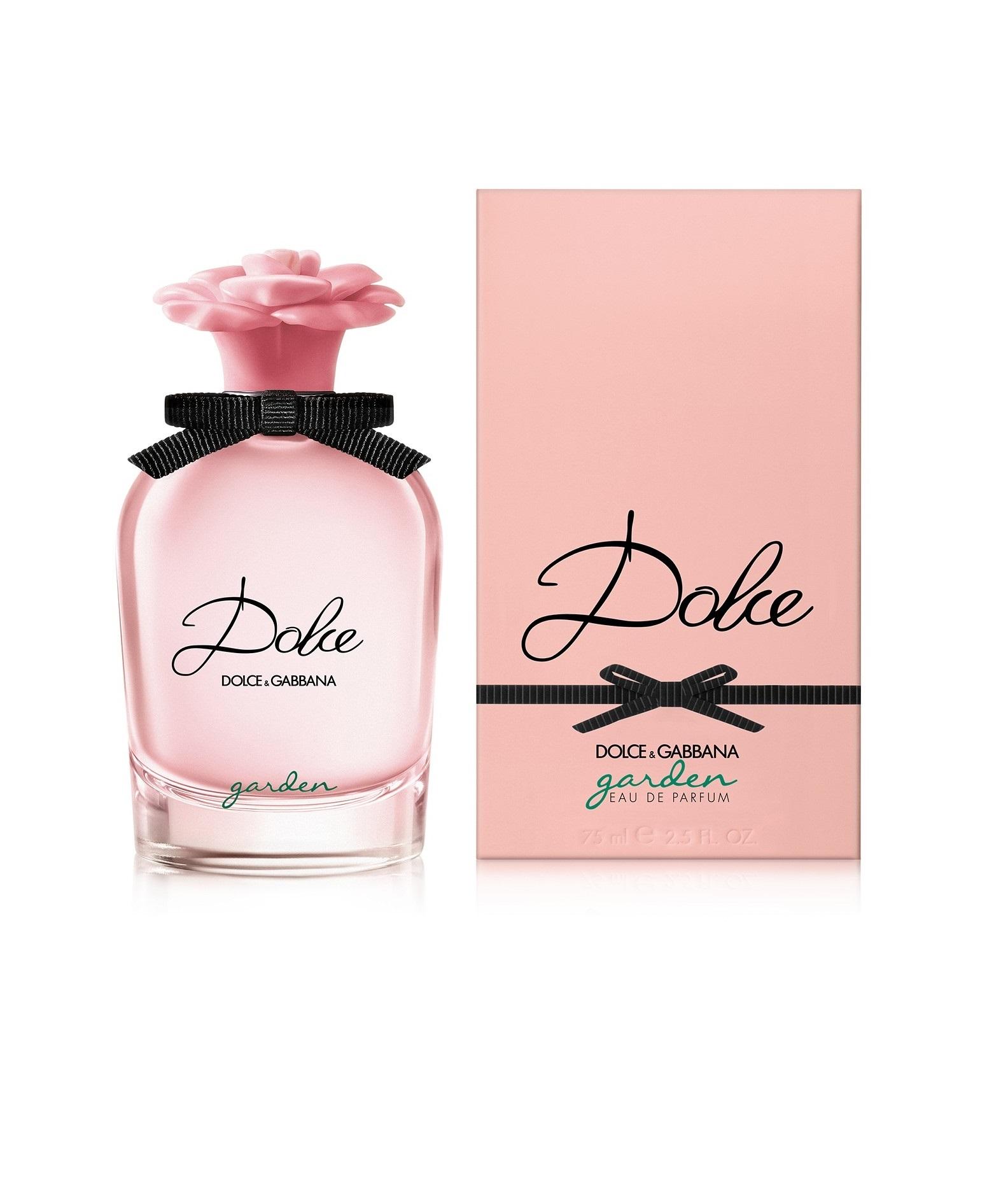 Купить DOLCE&GABBANA Вода парфюмерная женская Dolce&Gabbana Dolce Garden 75 мл