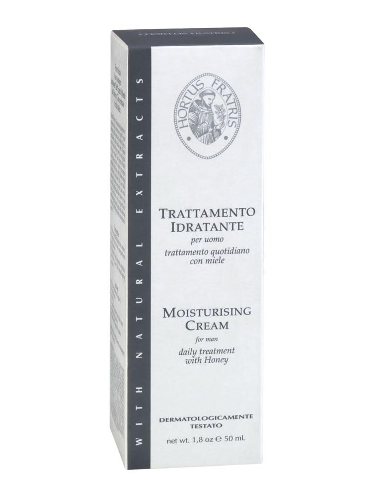 HORTUS FRATRIS Крем увлажняющий для мужчин / TRATTAMENTO IDRATANTE 50мл