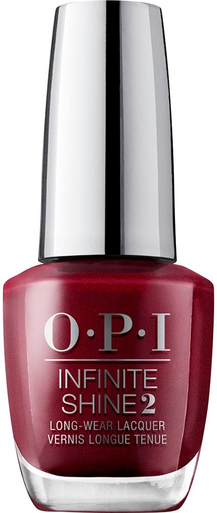 Купить OPI Лак для ногтей / Bogota Blackberry Infinite Shine 15 мл, Красные