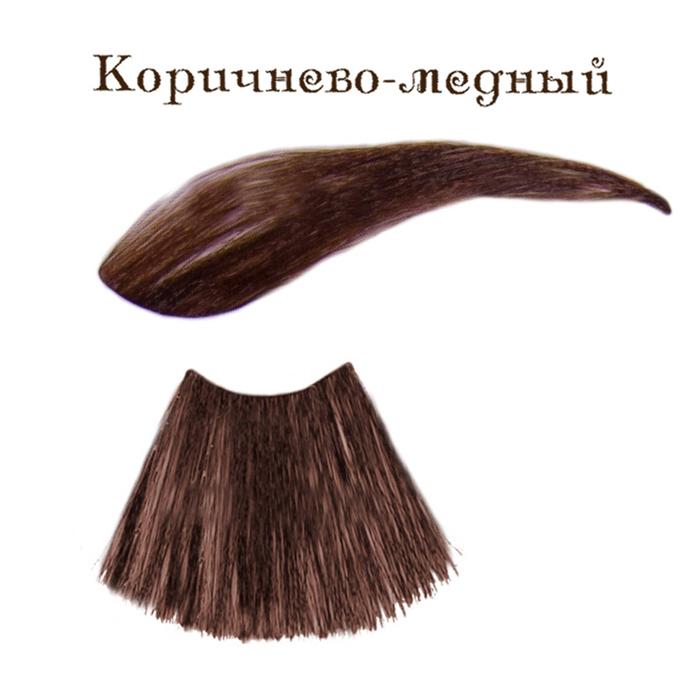 ESTEL PROFESSIONAL Краска для бровей и ресниц коричнево-медный / Enigma