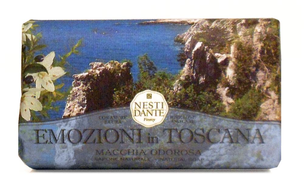 NESTI DANTE Мыло Прикосновение средиземноморья / Emozioni In Toscana 250 г