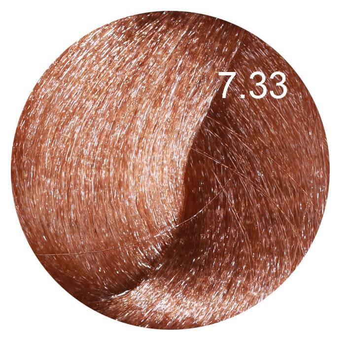 FARMAVITA 7.33 краска для волос, насыщенный блондин золотистый / LIFE COLOR PLUS 100 мл