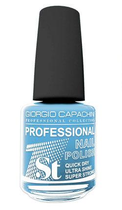 Купить GIORGIO CAPACHINI 121 лак для ногтей / 1-st Professional 16 мл, Синие