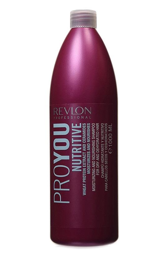 Купить REVLON Professional Шампунь увлажняющий и питательный для волос / PRO YOU NUTRITIVE 1000 мл.