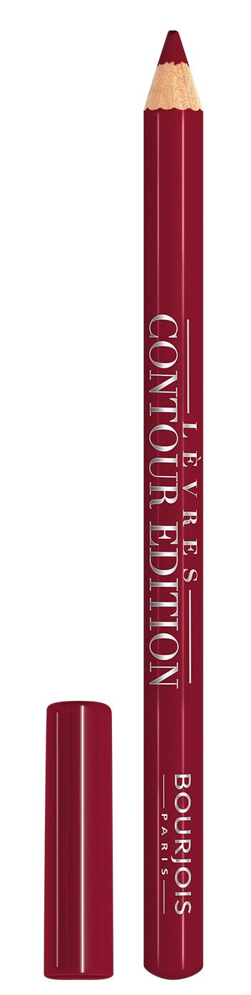 BOURJOIS Карандаш контурный для губ 10 / Levres Contour Edition bordeaux line