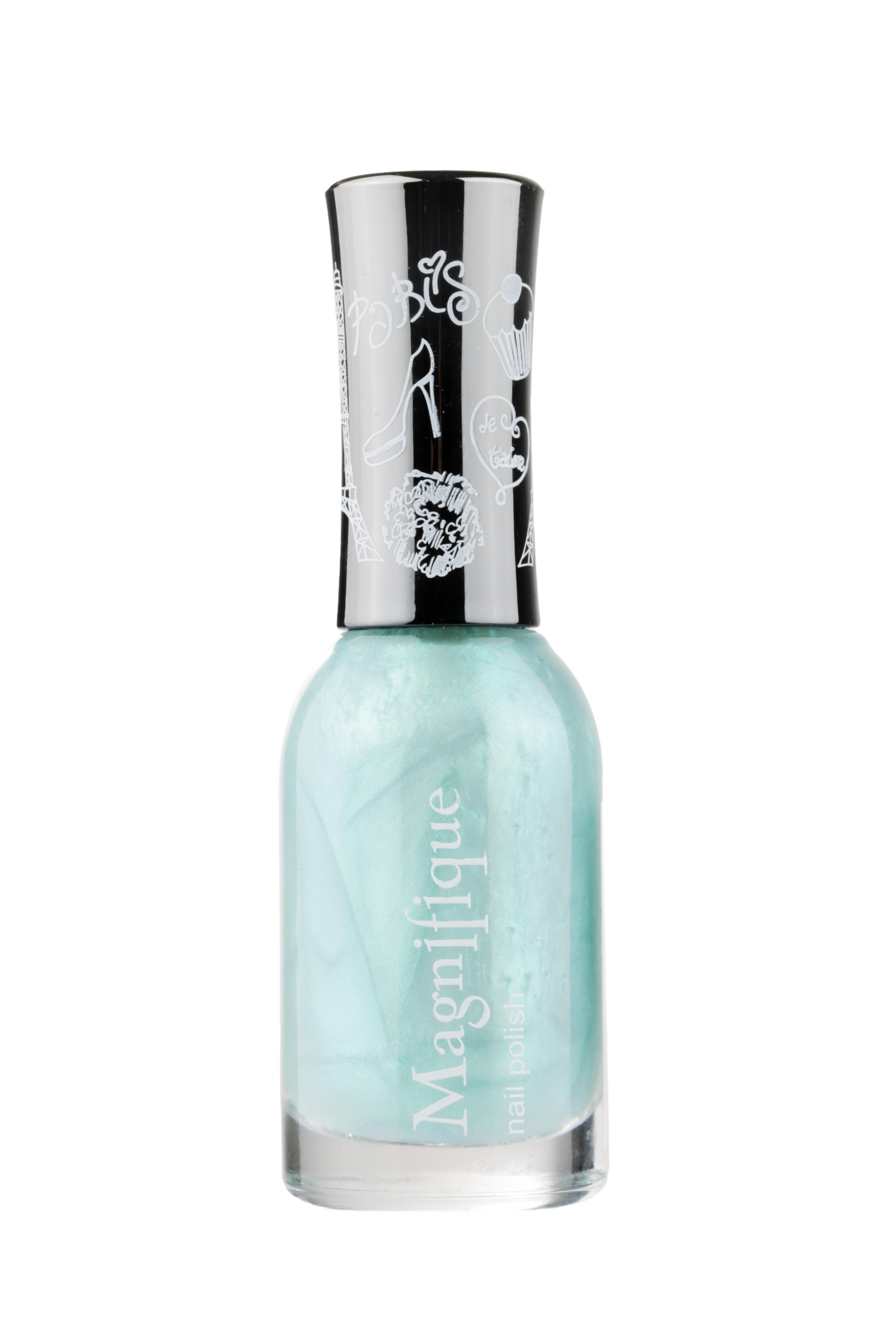 Купить AURELIA 128 лак для ногтей / Magnifique 13 мл, Синие