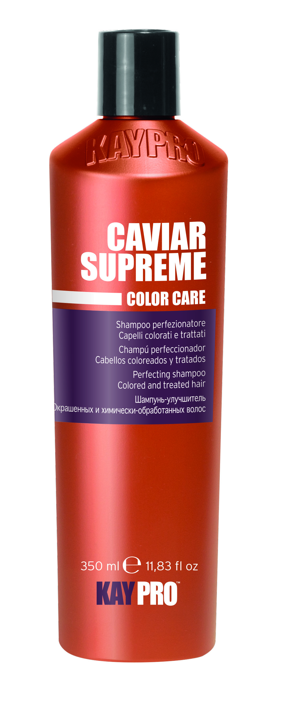 Купить KAYPRO Шампунь с икрой для улучшения окрашенных и химически обработанных волос 350 мл