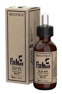 SELECTIVE PROFESSIONAL Масло для ухода за бородой и усами, для мужчин / Cemani 50 мл фото