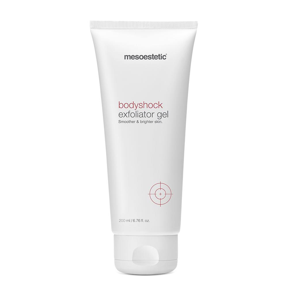 Купить MESOESTETIC Гель отшелушивающий для тела / Bodyshok Exfoliator gel 200 мл