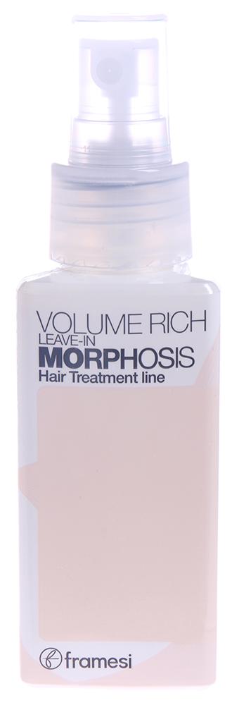 FRAMESI Кондиционер-спрей несмываемый для тонких волос / MORPHOSIS VOLUME RICH 100мл~