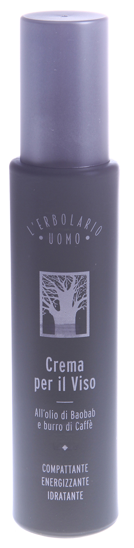 LERBOLARIO Крем с маслом баобаба и маслом кофе для лица 50 мл